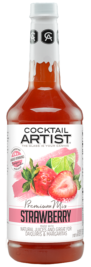 Strawberry Daiquiri Mix Cocktail Artist